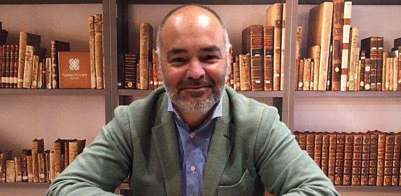 President de la Fundació Iluro, Pere Carles