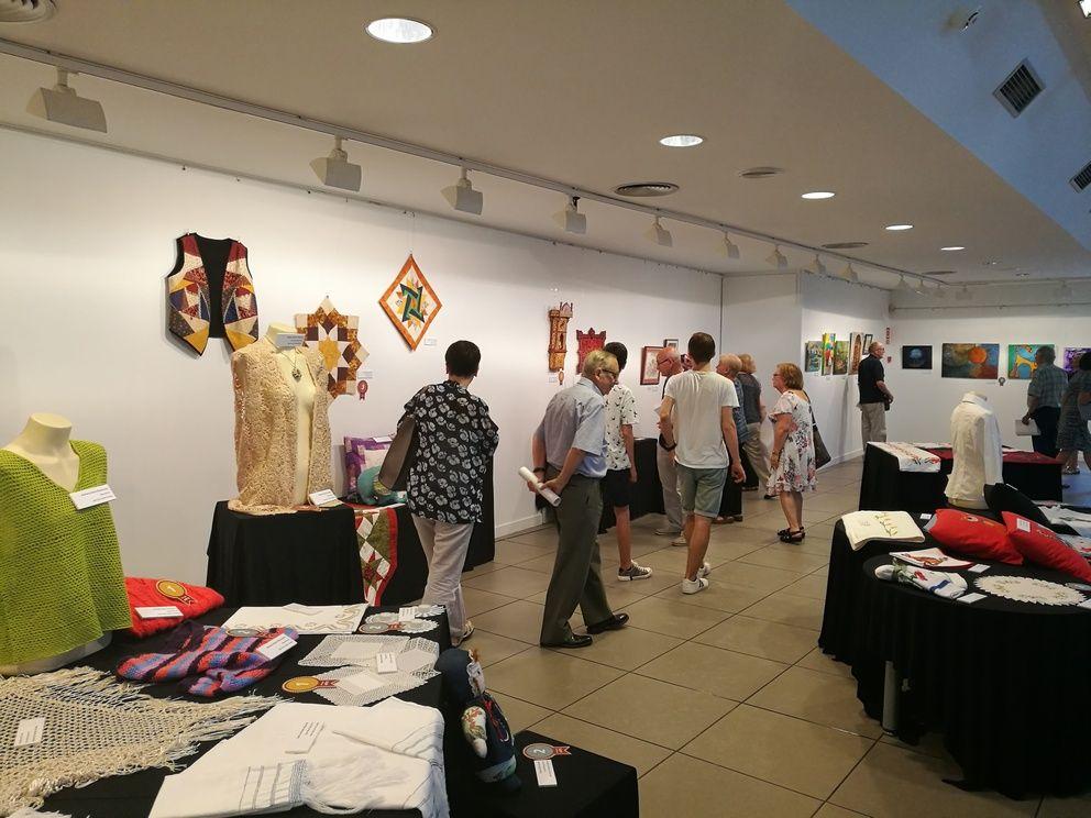 Certamen de les Arts dels Casals de la Gent Gran de Mataró
