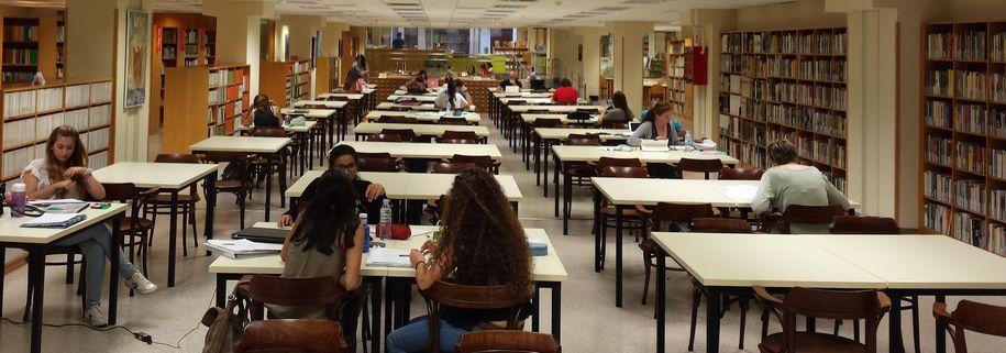 La Biblioteca Popular De La Fundació Iluro Comença Els Treballs Previs A Les Obres D'adequació De La Nova Biblioteca