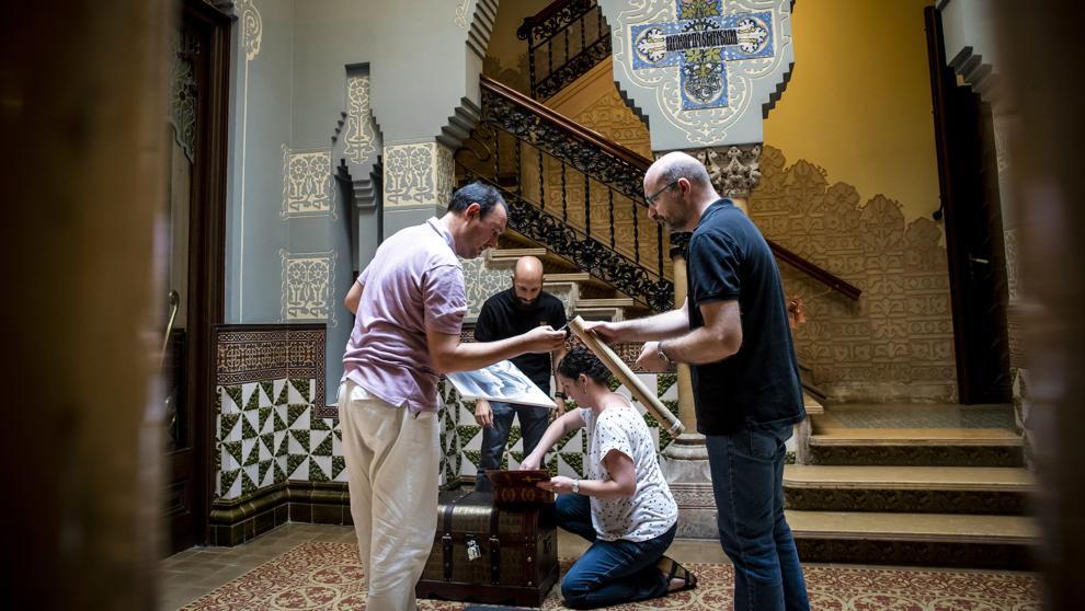 El Misterio De La Casa Coll I Regàs | La Vanguardia