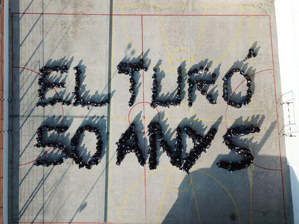 EL TURÓ: 50 ANYS APRENENT JUNTS