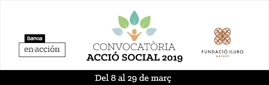 ACCIÓ SOCIAL 2019