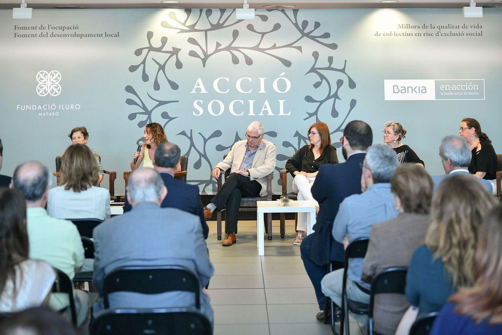 ACTE DE LLIURAMENT ACCIÓ SOCIAL 2019