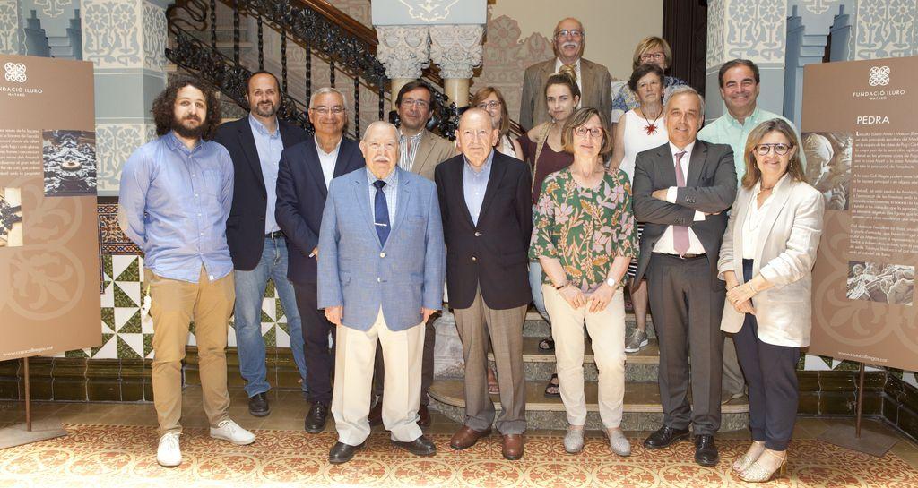 La Fundació Iluro Ha Atorgat 35.000 Euros En Ajuts Socials Propis