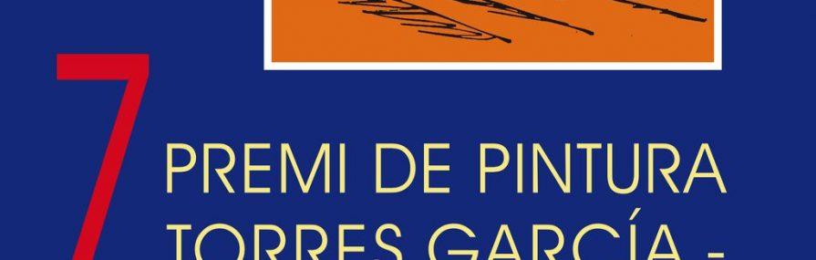 7è PREMI DE PINTURA TORRES GARCÍA - CIUTAT DE MATARÓ