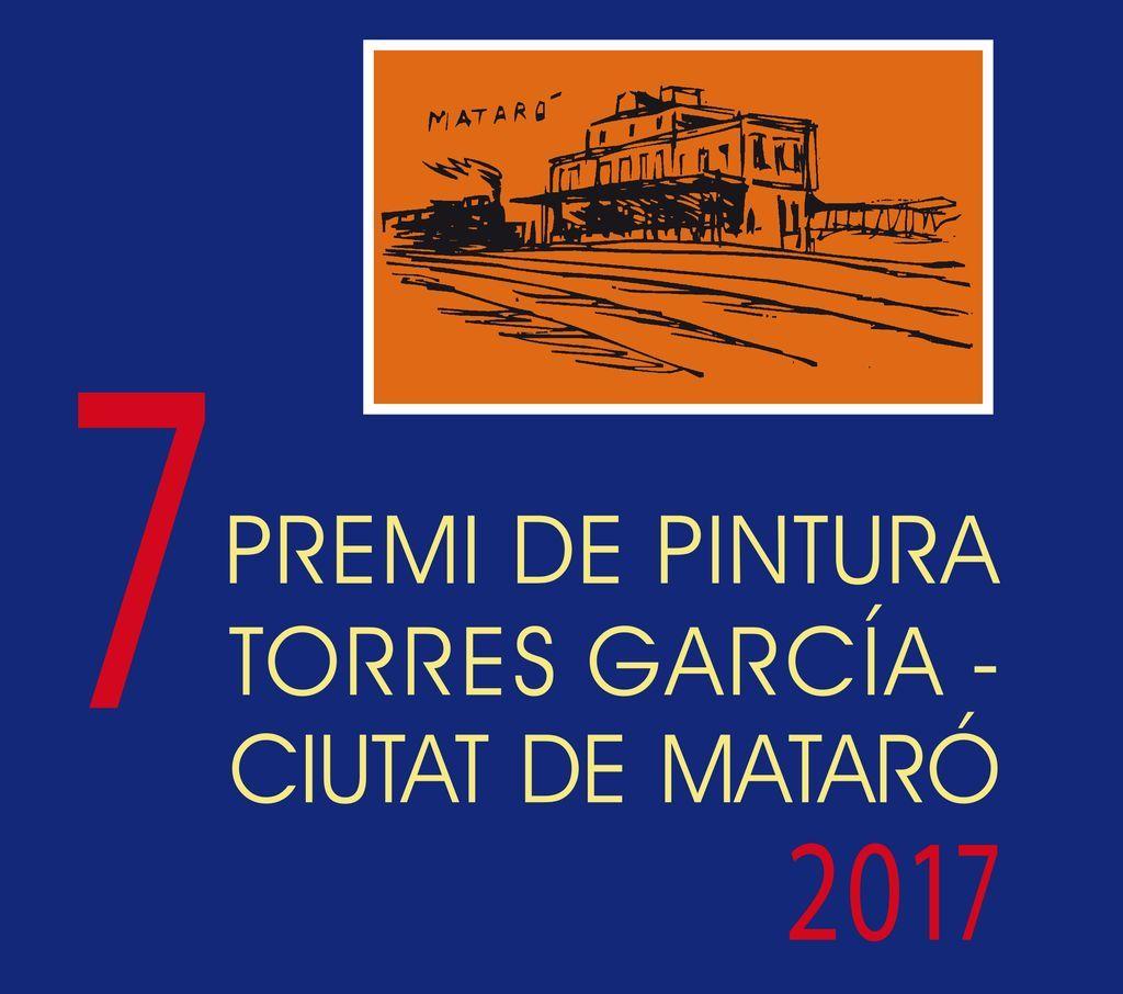 7è PREMI DE PINTURA TORRES GARCÍA – CIUTAT DE MATARÓ