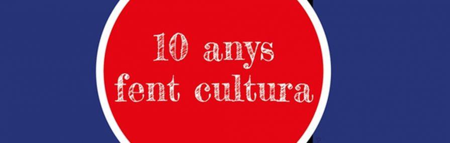 MESTRES DEL GAI SABER, 10 ANYS FENT CULTURA