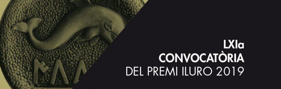PREMI ILURO DE MONOGRAFIA HISTÒRICA, HUMANITATS I CIÈNCIES SOCIALS 2019