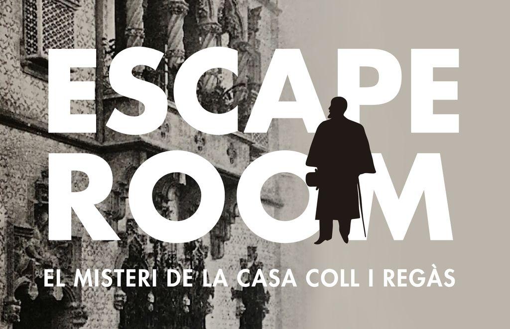 ESCAPE ROOM – EL MISTERI DE LA CASA COLL I REGÀS