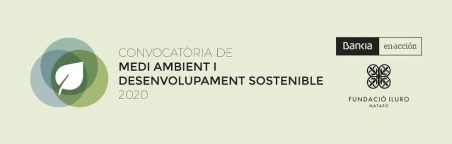 Convocatòria de Medi Ambient i Desenvolupament Sostenible 2020