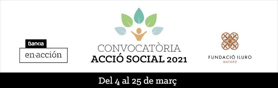 Bankia I Fundació Iluro Convoquen Ajuts Per 45.000 Euros Per A Donar Suport A Projectes Socials A La Comarca Del Maresme