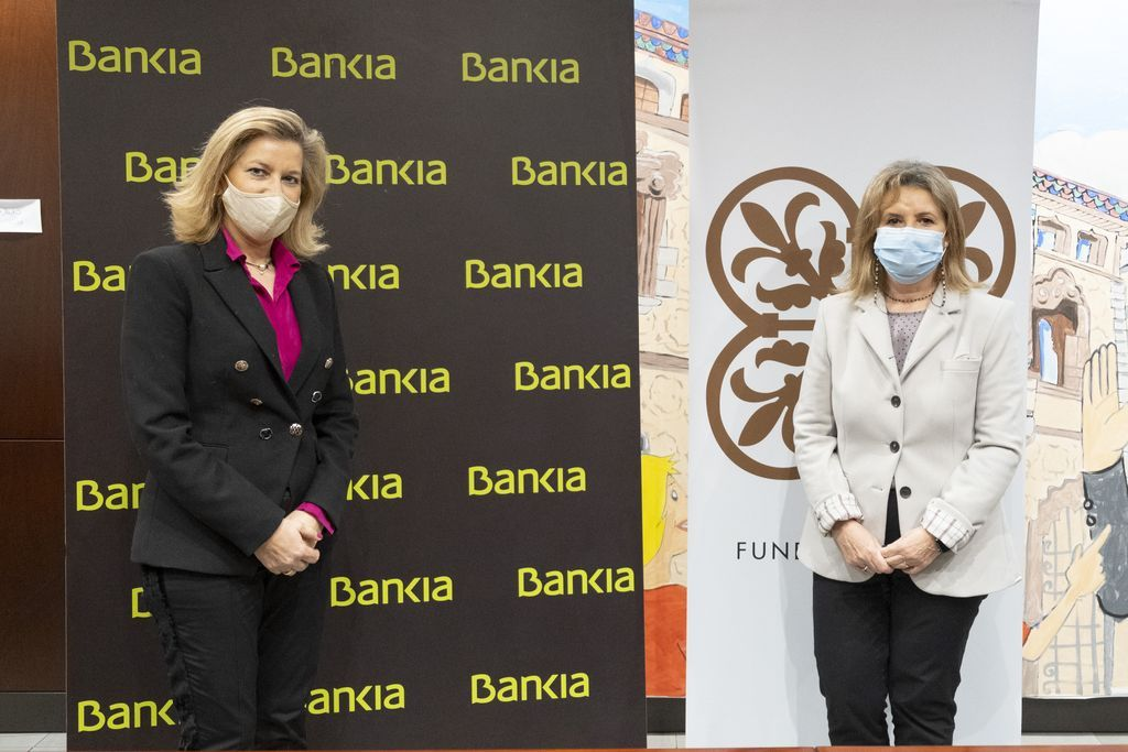 Bankia Contribueix Amb 95.000 Euros A Fundació Iluro Per A Col·laborar Amb Programes Socials, Mediambientals I Culturals