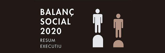 Balanç Social 2020